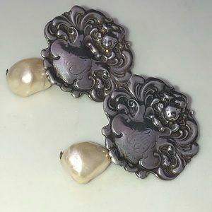 Foree Jewelry - Host Pick !🎉🎊 Vintage FOREE sterling earrings